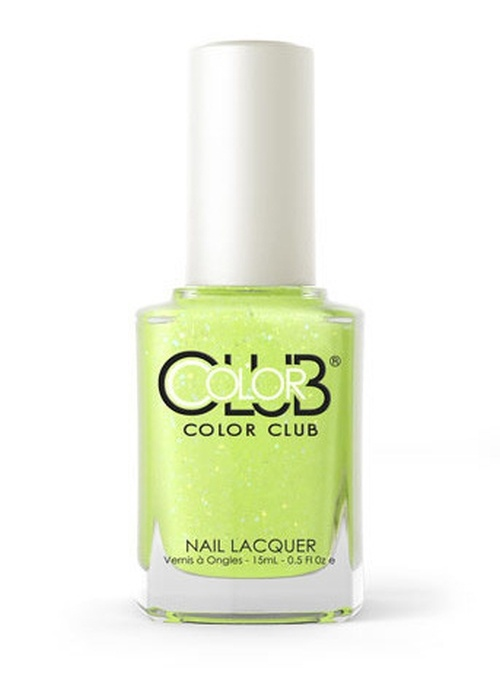 Color Club Pastel Neon Remix - лак 15мл. IT'S ELECTRIC