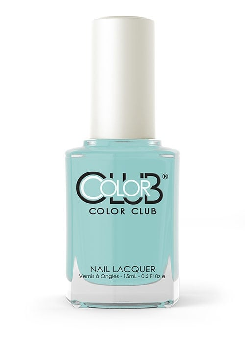 Color Club Ticket to paradise - лакове за нокти - 15мл. SEA-ING BLUE