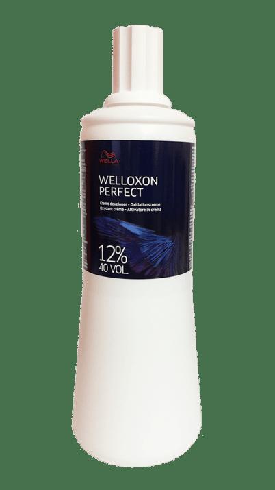 ОКСИДАНТ 12% WELLOXON - 120мл/1000мл