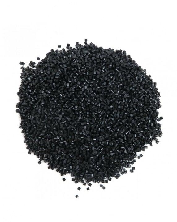 Кератин на гранули черен  грамаж 50гр.