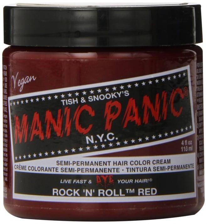 Manic Panic Rock'N'Roll Red боя за коса 118 мл.