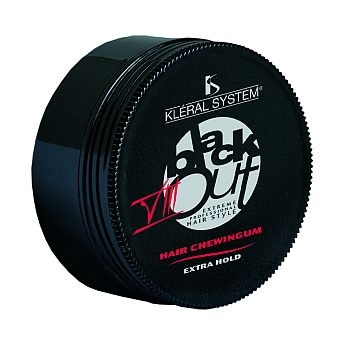 BLACK OUT - HAIR CHEWINGGUM 8