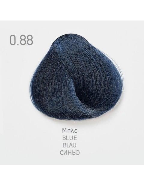 Боя за коса Fadiam 100мл. + Оксидант FADIAM: 0.88 Синьо - коректор
