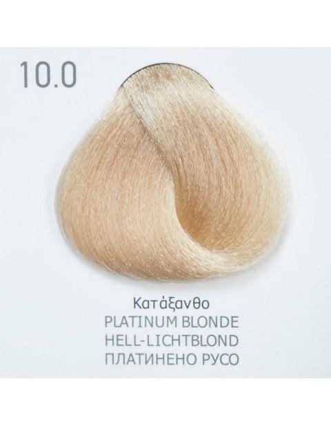 Боя за коса Fadiam 100мл. + Оксидант FADIAM: 10.0 Платиненорусо