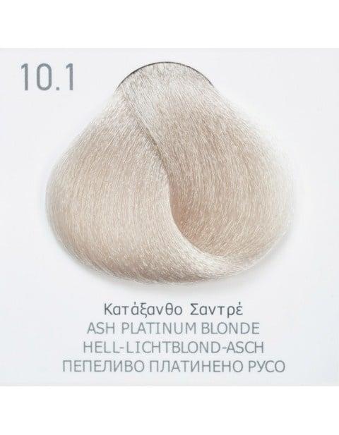 Боя за коса Fadiam 100мл. + Оксидант FADIAM: 10.1 Пепеливо платинено русо