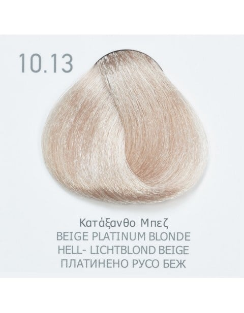 Боя за коса Fadiam 100мл. + Оксидант FADIAM: 10.13 Платинено русо беж