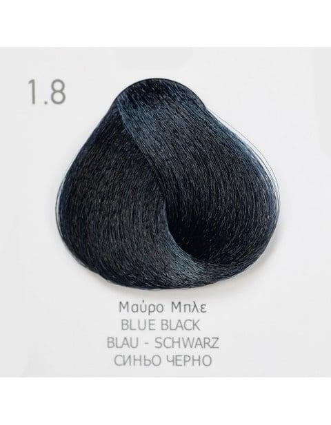 Боя за коса Fadiam 100мл. + Оксидант FADIAM: 1.8 Синьочерно