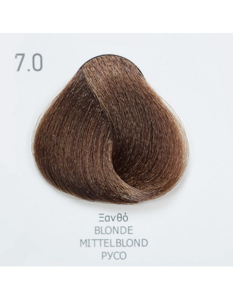 Боя за коса Fadiam 100мл. + Оксидант FADIAM: 7.0 Русо