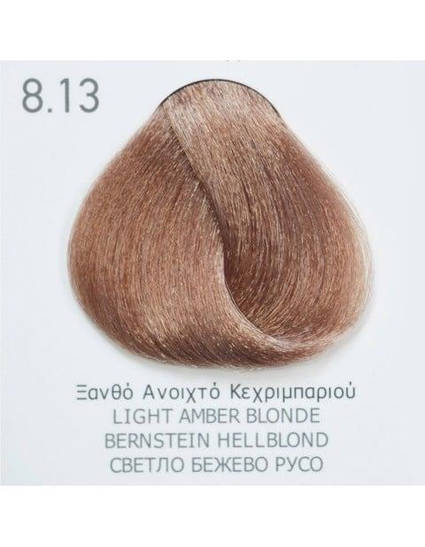 Боя за коса Fadiam 100мл. + Оксидант FADIAM: 8.13 Светло бежево русо