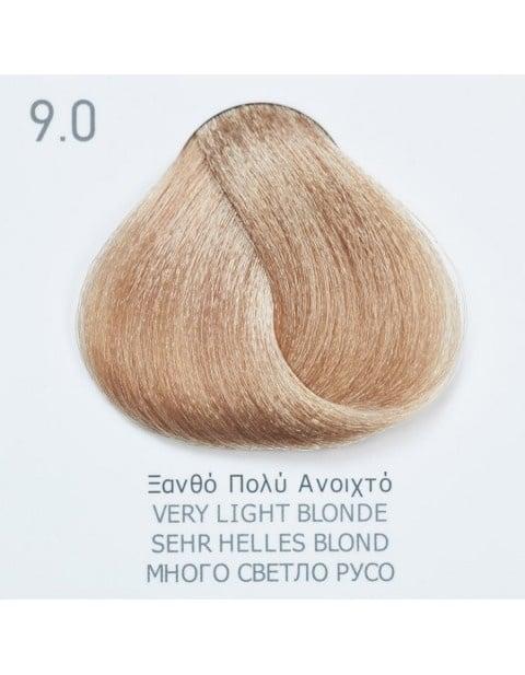 Боя за коса Fadiam 100мл. + Оксидант FADIAM: 9.0 Много светлорусо