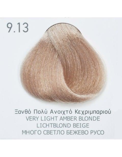 Боя за коса Fadiam 100мл. + Оксидант FADIAM: 9.13 Много светло бежево русо
