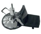 Бръснарски стол 136 Избери модел: 3