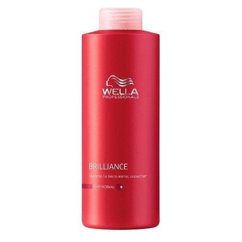 Brilliance - Шампоан за блясък на боядисана фина коса- 250мл/1000мл Разфасовка: 1000