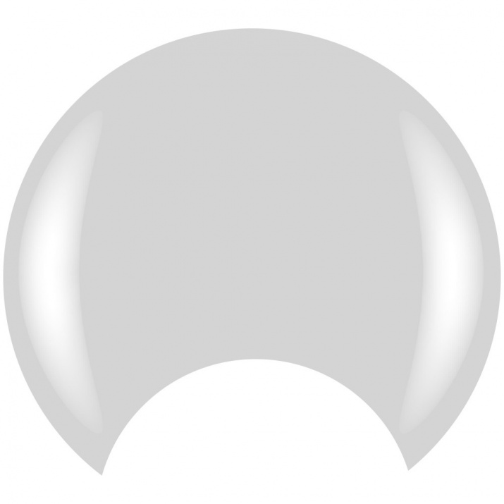 Color Club Gel Polish - Гел лак UV/LED 15мл. №: 1000 Silver Lake