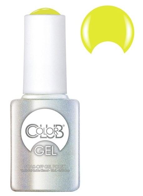 Color Club So Lit - Неонови UV/LED гел-лакове 15мл. Color Club: 10 - Yellin' Yellow