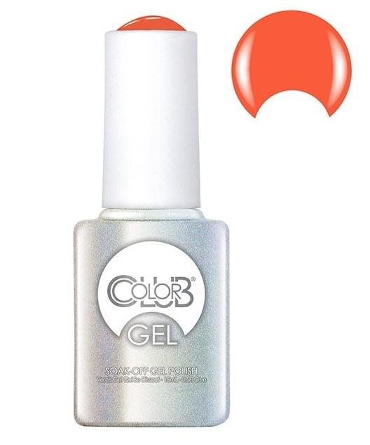 Color Club So Lit - Неонови UV/LED гел-лакове 15мл. Color Club: 41 - Catch A Fire