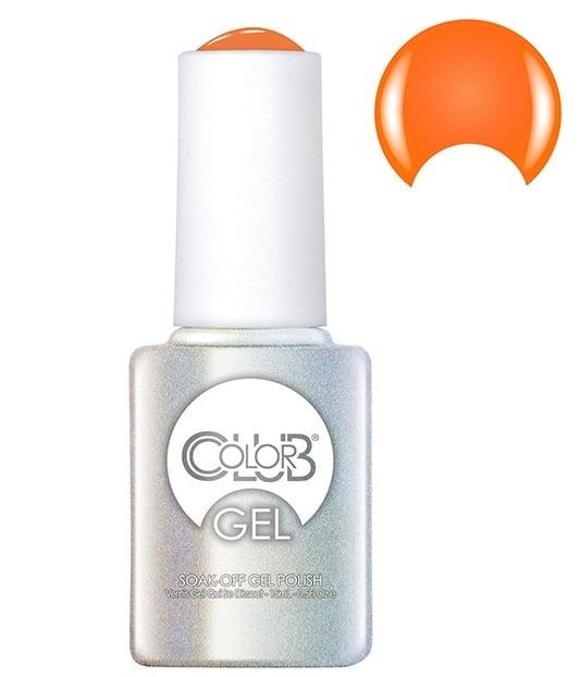 Color Club So Lit - Неонови UV/LED гел-лакове 15мл. Color Club: 42 - Jamaican Me Crazy
