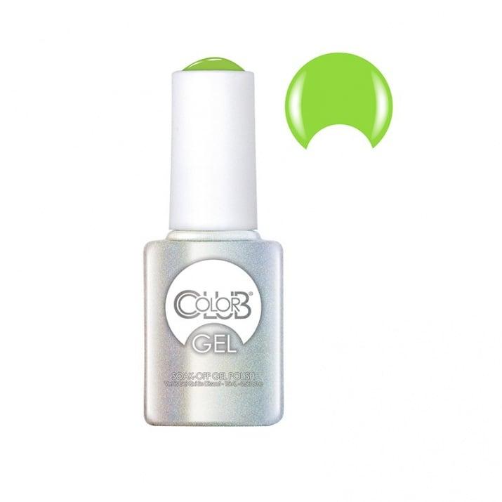 Color Club So Lit - Неонови UV/LED гел-лакове 15мл. Color Club: 44 - We Liming