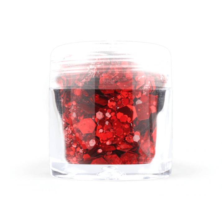 Confetti & Glitter Dust - Конфети с брокат - 7 цвята №: 3