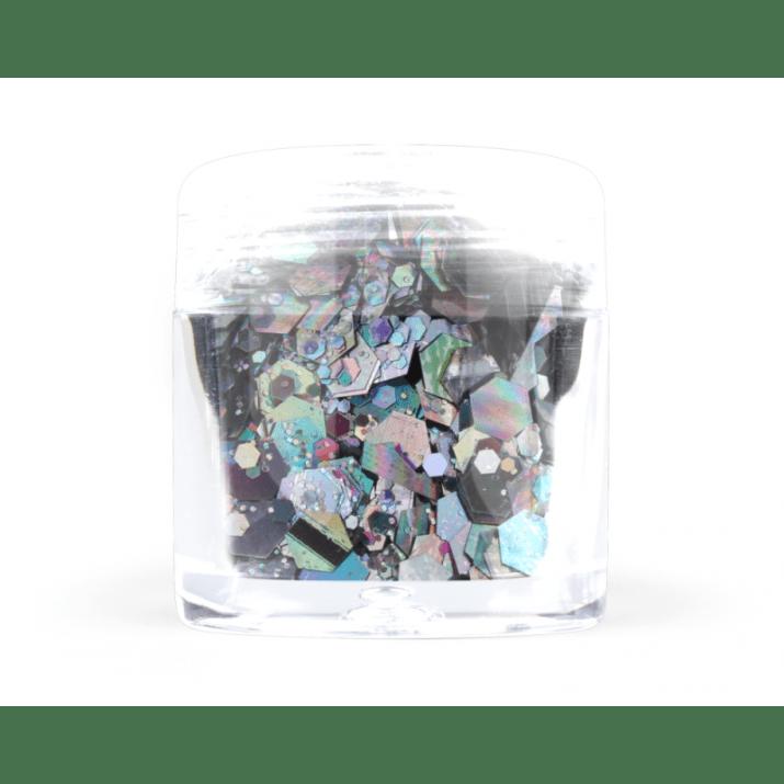 Confetti & Glitter Dust - Конфети с брокат - 7 цвята №: 7
