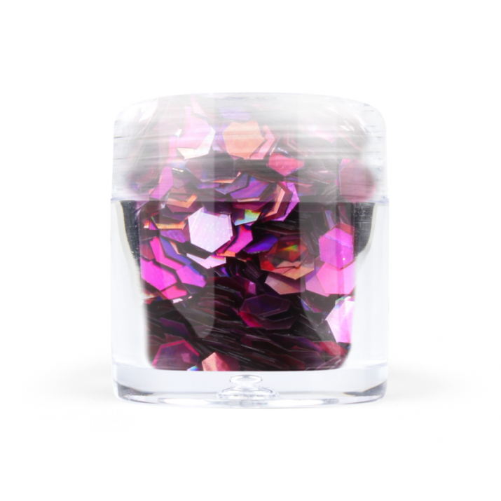 Confetti Hexagon - Конфети хексагон - 7 цвята №: 3