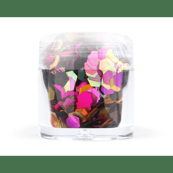 Confetti Hexagon - Конфети хексагон - 7 цвята №: 5