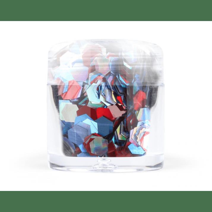 Confetti Hexagon - Конфети хексагон - 7 цвята №: 6