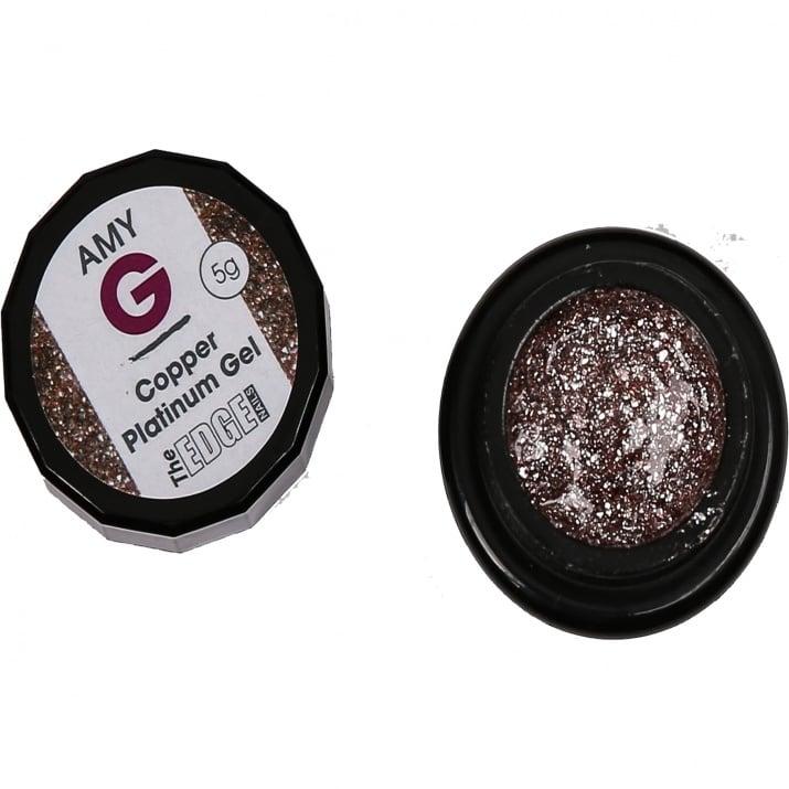 Edge platinum gels 5gr Цвят: copper