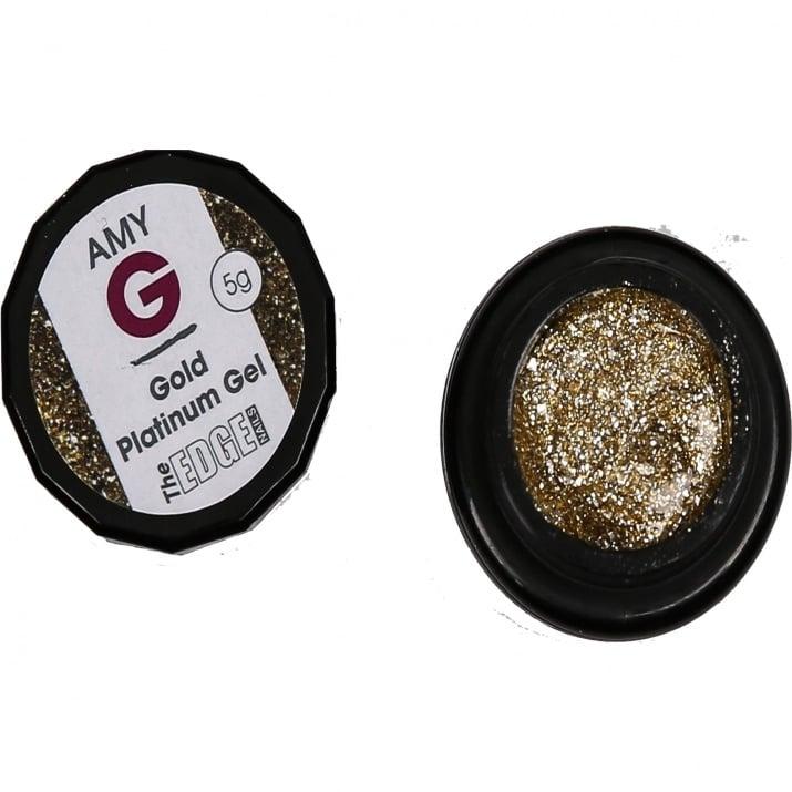 Edge platinum gels 5gr Цвят: gold