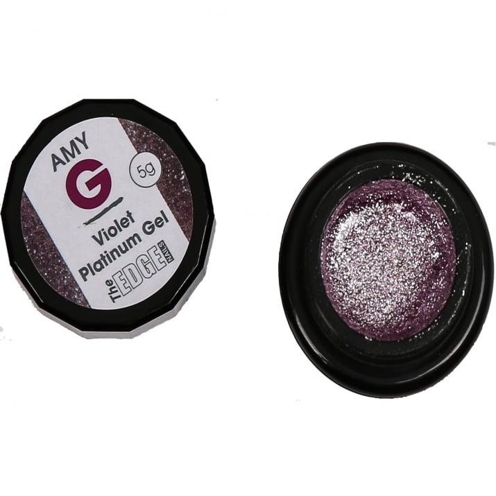 Edge platinum gels 5gr Цвят: violet