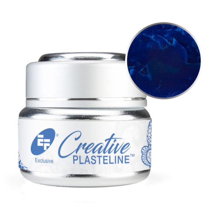 Ef Exclusive Creative Plasteline 5gr Цвят: Blue