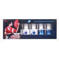 Ef exclusive Гел лак комплект за маникюр-China town 6бр