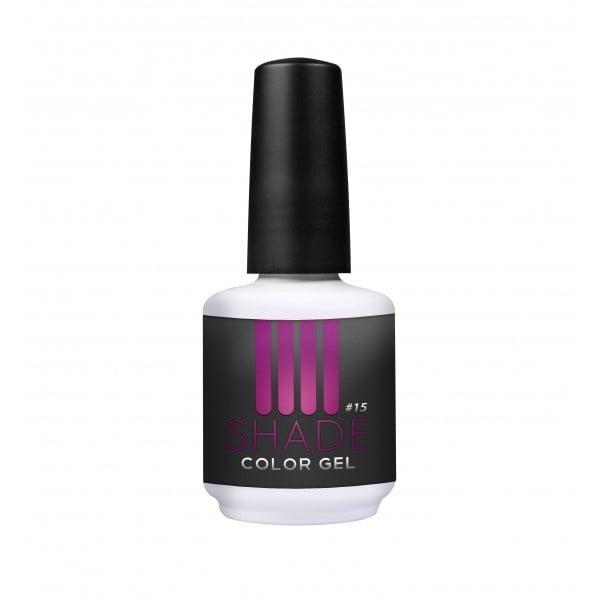 EFExclusive SHADE Color Gel - Термо гел лак SHADE: SHADE Color Gel - no.15