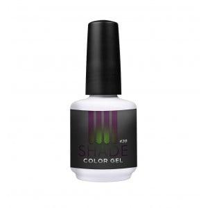 EFExclusive SHADE Color Gel - Термо гел лак SHADE: SHADE Color Gel - no.20