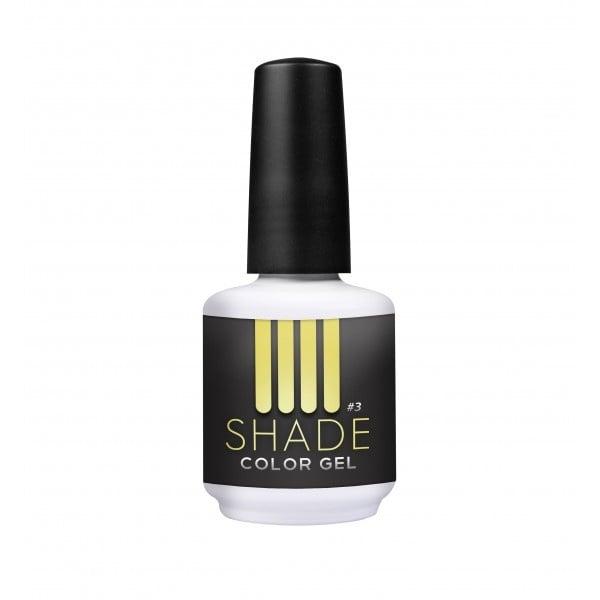 EFExclusive SHADE Color Gel - Термо гел лак SHADE: SHADE Color Gel - no.3