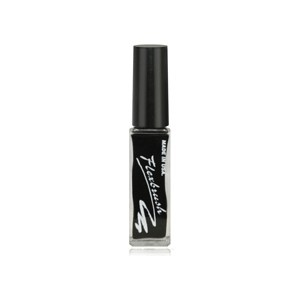 Flexbrush -Акрилни боички за декорация - 8 мл Flexbrush: Flexbrush Black