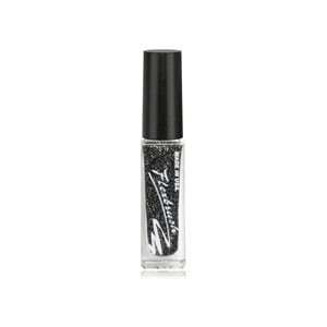 Flexbrush -Акрилни боички за декорация - 8 мл Flexbrush: Flexbrush Black Glitter