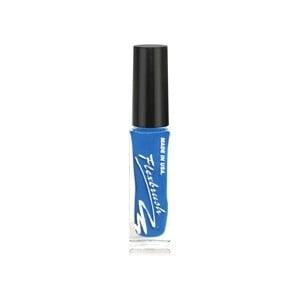 Flexbrush -Акрилни боички за декорация - 8 мл Flexbrush: Flexbrush Neon Blue