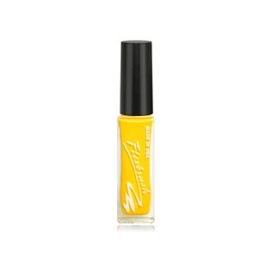 Flexbrush -Акрилни боички за декорация - 8 мл Flexbrush: Flexbrush Neon Yellow