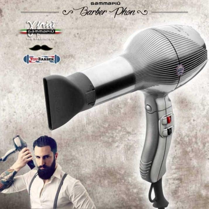 Сешоар Barber PhonGammaPiu Barber Phon - 2000W