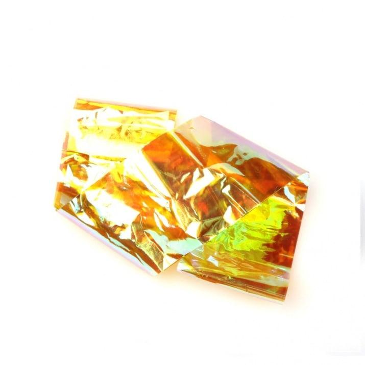 Glass foil - Стъклено фолио Цвят: Оранжев хамелеон