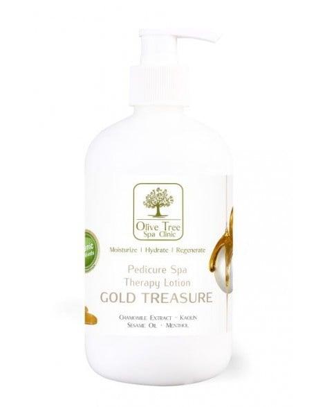 Gold Treasure -Лосион крака 236мл