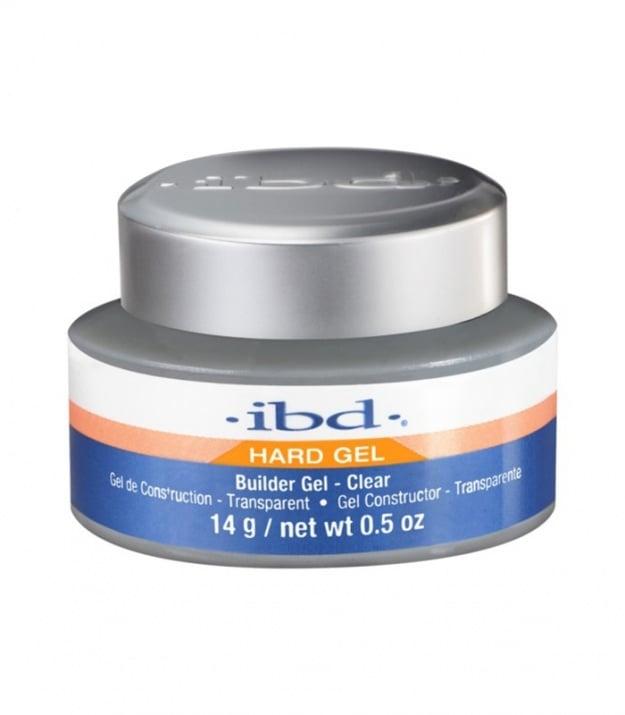 IBD Builder gel - Изграждащ  гел - 14 и 56 мл. Цвят: Безцветен 14мл.
