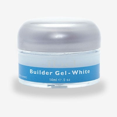 IBD Builder gel - Изграждащ  гел - 14 и 56 мл. Цвят: Бял 14мл.