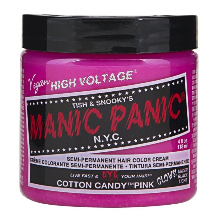 Manic Panic Cotton Candy Pink боя за коса