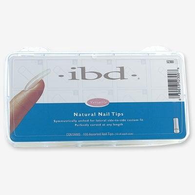 Natural nail tips