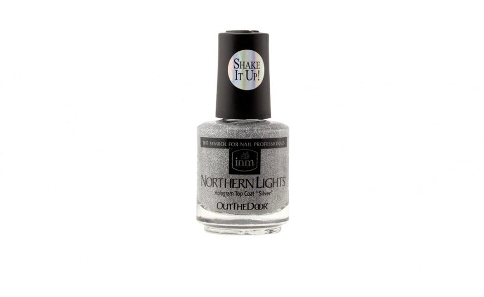 Northern Lights Silver топ лак