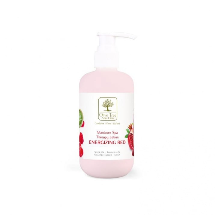 Olive Tree Spa Energizing Red