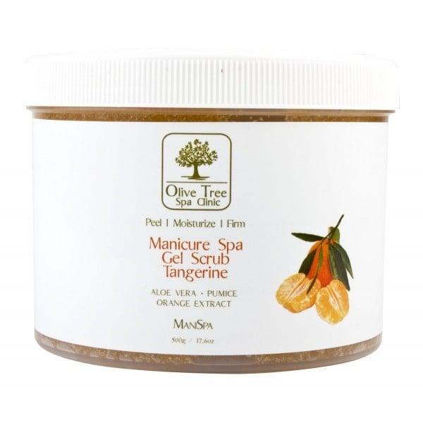 Olive tree spa - Захарна скраб за маникюр с мандарина 600гр