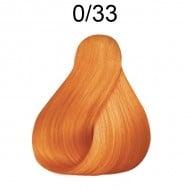 ПРОФЕСИОНАЛНА БОЯ ЗА КОСА LONDACOLOR 60мл. Londa Color: 0/33 - Интензивен златен микс